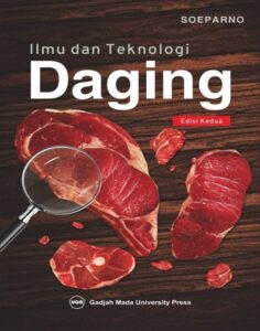 buku ilmu dan teknologi daging edisi kedua